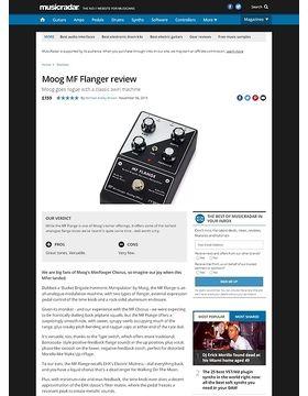 Moog MF Flanger