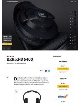 KRK KNS 6400