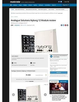 Analogue Solutions Nyborg 12 Module