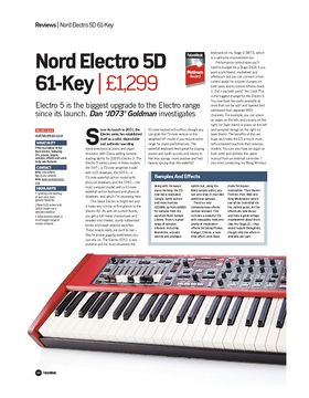 Nord Electro 5D 61-Key