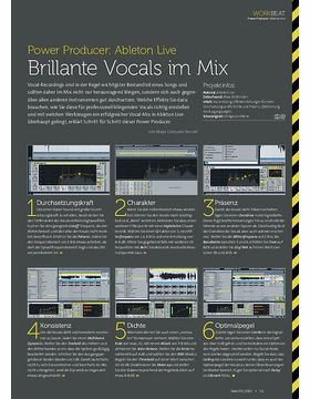 Ableton Live - Brillante Vocals im Mix