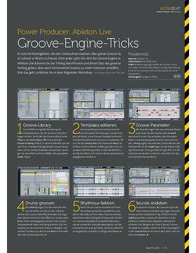 Ableton Live - Groove-Engine-Tricks
