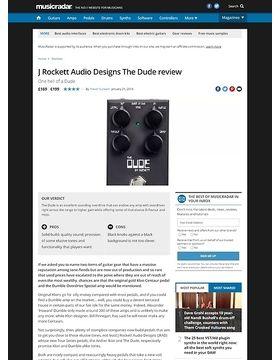Rockett Audio Designs The Dude