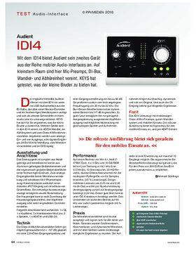 Audient IDI4