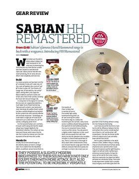 Sabian HH Remastered
