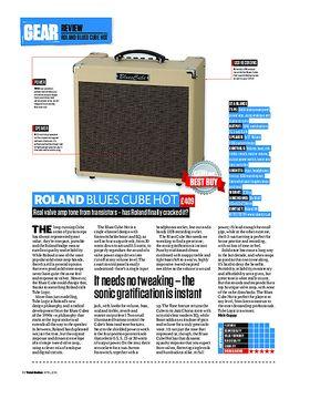 Roland Blues Cube Hot
