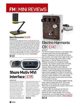 Electro-Harmonix C9