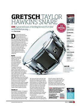 Gretsch Taylor Hawkins Snare