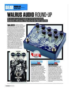 Walrus Audio Round-Up