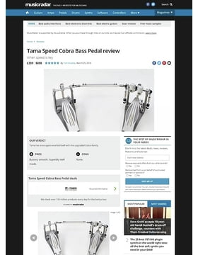 Tama Speed Cobra Bass Pedal
