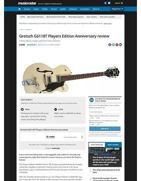 Gretsch G6118T Players Edition Anniversary