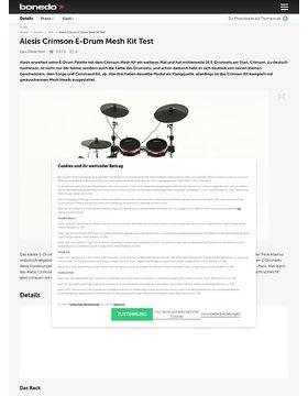 Alesis Crimson E-Drum Mesh Kit