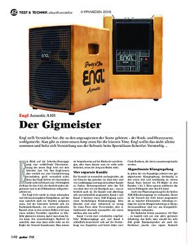 Engl Acoustic A101
