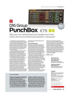 D16 Group PunchBox