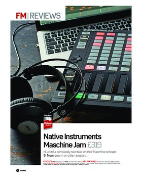 Native Instruments Maschine Jam
