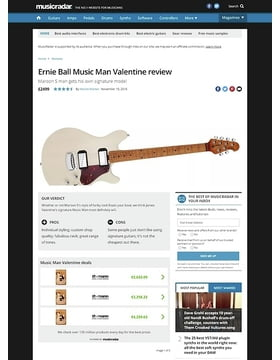 Music Man Valentine