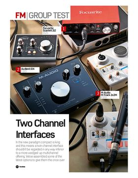 Two Channel Interfaces