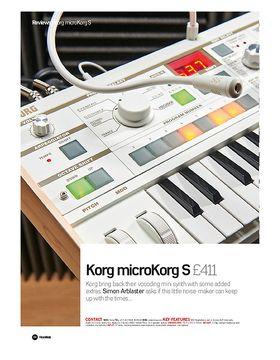 Korg microKorg S