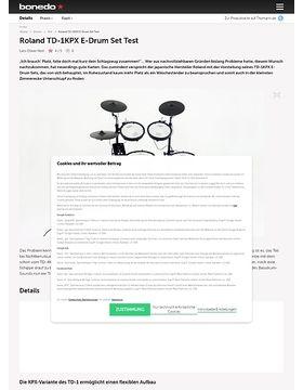 Roland TD-1KPX E-Drum Set