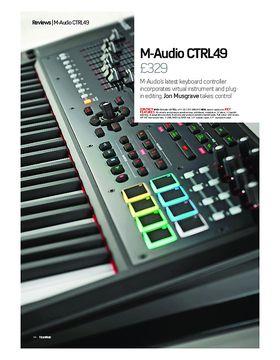 M-Audio CTRL49