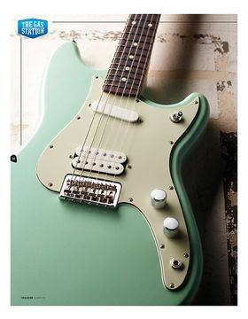 Fender Offset Series Duo-Sonic HS