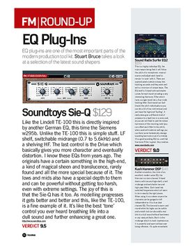 Sound Radix Surfer EQ2