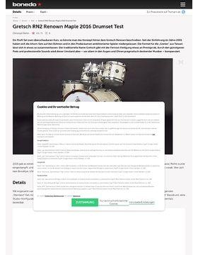 Gretsch RN2 Renown Maple 2016 Drumset