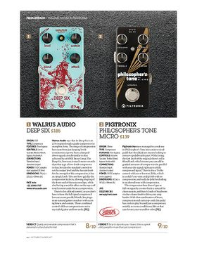 Walrus Audio Deep Six