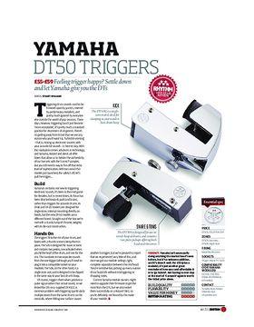 Yamaha DT50 Triggers