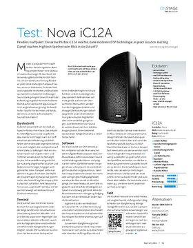 Nova iC12A