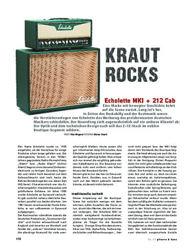 Echolette MKI + 212 Cab