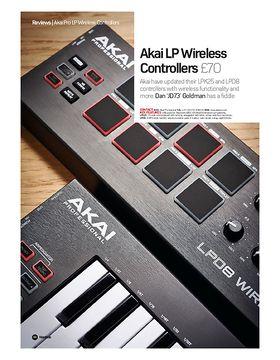 Akai LP Wireless Controllers