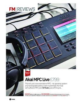 Akai MPC Live