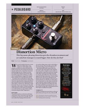 Disnortion Micro