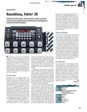 gear Modeling - Digitech RP1000