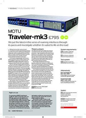 Computer Music Travelermk3