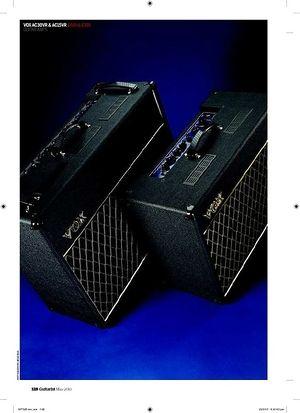 Guitarist Vox AC30VR