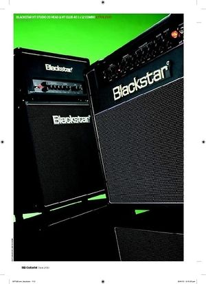 Guitarist Blackstar HT Club 40 1 x 12 combo