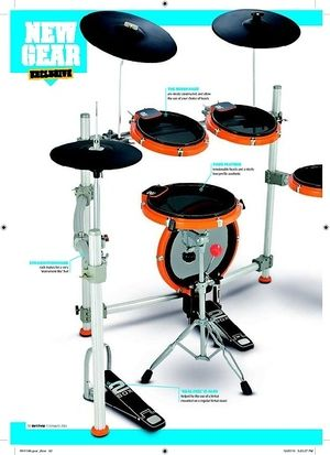 Rhythm 2BOX DRUMIT FIVE
