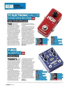 Total Guitar T-Rex Alberta II