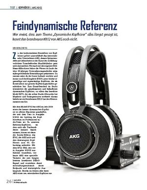 Professional Audio AKG K812