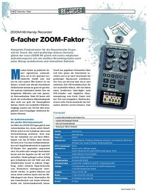 Drumheads Zoom H6 Handy Recorder