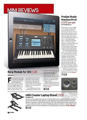 Future Music UDG Creator Laptop Stand