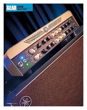 Total Guitar Yamaha THR100D