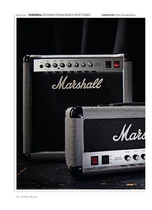 Guitarist Marshall 2525H Mini Jubilee Head