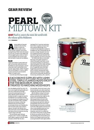 Rhythm Pearl Midtown Kit