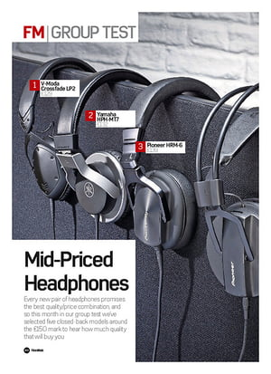 Future Music Mid-priced Headphones