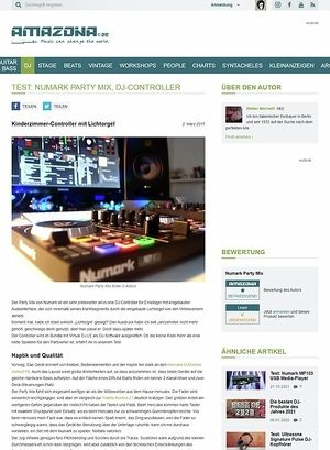 Amazona.de Numark Party Mix