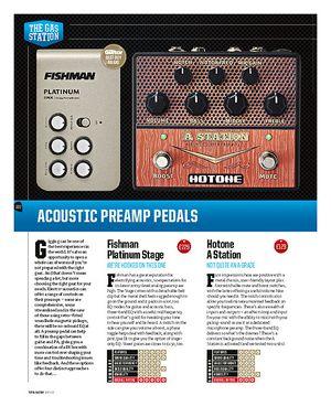 Total Guitar Fishman Platinum Stage