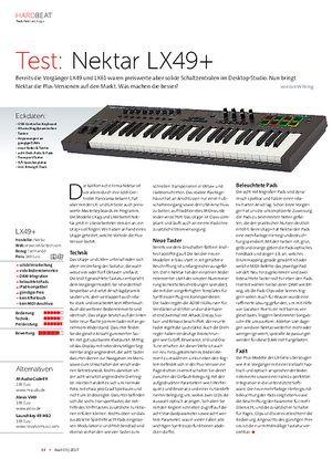 Beat Nektar LX49+